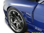 D-MAX передний  крылья|Exchange Type 01 Nissan 240SX S13 89-94