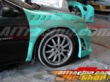 Передние крылья на Dodge Neon 1995-1999 Z3