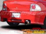 Задний бампер для Dodge Neon 1995-1999 Revolution