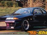 Do-Luck Пороги 01 Nissan Skyline GT-R R32 89-94