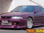 Do-Luck Пороги 01 Nissan Skyline GT-R R33 95-98