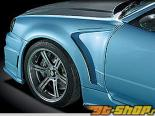 Do-Luck передний  крылья | Exchange Type 01 Nissan Skyline GT-R R34 99-02