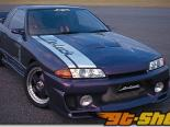 Do-Luck T-1 Пороги Nissan Skyline Coupe R32 89-94