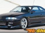 Do-Luck Пороги Nissan Skyline Coupe R33 95-98
