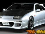 Do-Luck передний  решетка 02 - Карбон - Nissan 300ZX 90-96