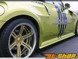 Do-Luck Пороги 01 Nissan 350Z 03-08