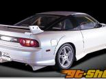 Do-Luck задний Over крылья Nissan 240SX Hatchback 89-94