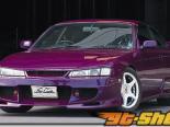 Do-Luck Пороги Nissan 240SX S14 97-98