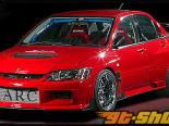 Do-Luck Side диффузор Mitsubishi Evolution 7-9 01-07