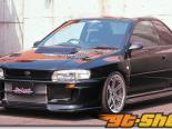 Do-Luck 4Piece Aero комплект Subaru Impreza седан GC8 93-01