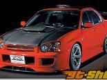 Do-Luck F.B.S(FRP) + S.S + R.H.S комплект Subaru Impreza GD 02-07