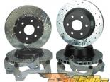 Monster Pro Plus 4whl Xd/S 14 99-04 Gm 1/2t 2/4wd 2whl-Str 6-Lug
