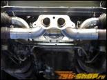 Sharkwerks Porsche GT3 / RS Muffler Bypass Pipe