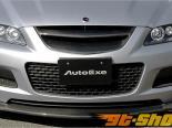 AutoExe передний  решетка 03 - Карбон - Mazda 6 03-08
