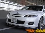 AutoExe Пороги 04 Mazda 6 03-08