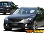 AutoExe задний Under | диффузор 02 Mazda 6 09-13