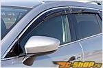 AutoExe Sun Visor | Двери Visor 01 Mazda 6 12-13