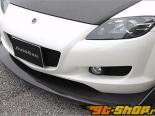 AutoExe передний  Half 01 - Карбон - Mazda 04-11