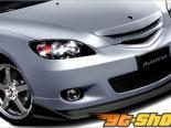 AutoExe передний  Half 01 - Brand Painted Mazda 3 04-09