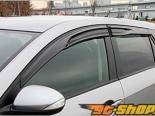 AutoExe Sun Visor | Двери Visor 01 Mazda 3 10-13