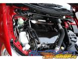 Rexpeed Mitsubishi Lancer Evolution X Чёрный Engine Cover