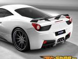 RevoZport 6 Fin задний диффузор Ferrari F458 Italia 10-13