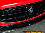 RevoZport OE Стиль передний  Спойлер Ferrari California 09-13