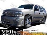 Передний бампер для Chevrolet Suburban 00-06 Outlaw VFiber