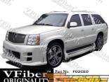 Передний бампер на Cadillac Escalade 02-06 Outlaw VFiber