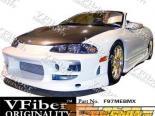 Передний бампер для Mitsubishi Eclipse 97-99 Blazer VFiber