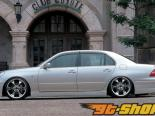 FABULOUS Side Step 02 Lexus LS 01-03