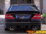 FABULOUS задний Wing   задний Спойлер 02 Lexus LS 01-03