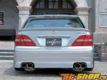 FABULOUS задний Wing   задний Спойлер 03 Lexus LS 01-03