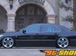 FABULOUS Pillar 01 Карбоновый Lexus LS 04-06