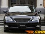 FABULOUS Передняя губа Карбоновый Lexus LS 460 07-09