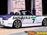 FABULOUS задний Wing Honda S2000 00-09