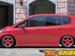 FABULOUS Half Side Step Honda Fit GD1-4 02-05