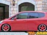 FABULOUS Side Step & Двери Under Bar Honda Fit GD1-4 02-07