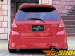 FABULOUS задний Garnish Honda Fit GD1-4 02-07