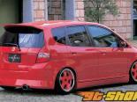 FABULOUS задний Wing Honda Fit GD1-4 02-07
