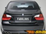 FABULOUS задний Wing Карбон BMW 320i E90 седан 06-08