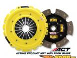 ACT HDG6 - Heavy Duty with Sprung 6 Puck Disc  Сцепление  Kits 1989-1994 Mitsubishi Eclipse 1.8L SOHC, 254 ft.lbs, 37% Pedal Increase
