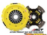 ACT XTG4 - Xtreme Sprung 4 Pad Disc  Сцепление  Kits 1987-1989 Dodge Conquest, 1987-1989 Mitsubishi Starion 2.6L, 567 ft.lbs, 80% Pedal Increase