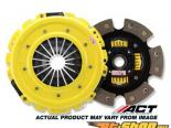 ACT XTG6 - Xtreme Sprung 6 Pad Disc  Сцепление  Kits 1989-1994 Mitsubishi Eclipse Turbo, 2/4WD, 2600lb, 513 ft.lbs, 58% Pedal Increase