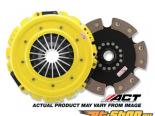 ACT XTR6 - Xtreme w 6 Pad Disc  Сцепление  Kits 1989-1994 Mitsubishi Eclipse Turbo, 2/4WD, 2600lb, 513 ft.lbs, 58% Pedal Increase