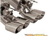 B&B выхлоп C6 Gen 3 Fusion выхлоп System with 4.5inch Quad Oval Tips Chevrolet Corvette ZR1 09-13