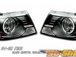Передние фонари для FORD F150 04-08 HALO CCFL Чёрный
