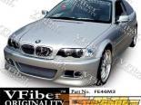 Передний бампер для BMW (E46) 99-05 M3 VFiber