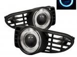 Противотуманная оптика для Chrysler PT Cruiser 00-05 Halo Projector: Spyder