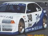 Flossman Карбон ALMS Стиль Motorhood with Vents Special Touring BMW E36 M3 Coupe 92-99
